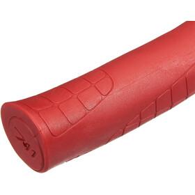 SQlab 711 Tech & Trail Grips RUH Ltd., red